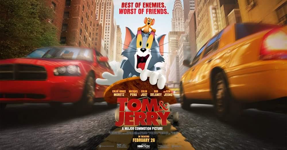 "Kino Mediteran: ""Tom i Jerry"""
