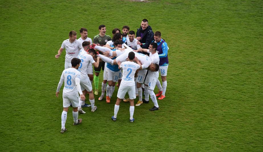 Velika pobjeda Croatie u Zmijavcima