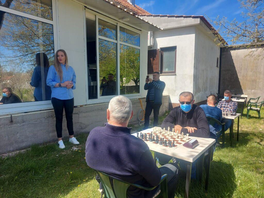 Počela Šahovska liga Imotske krajine