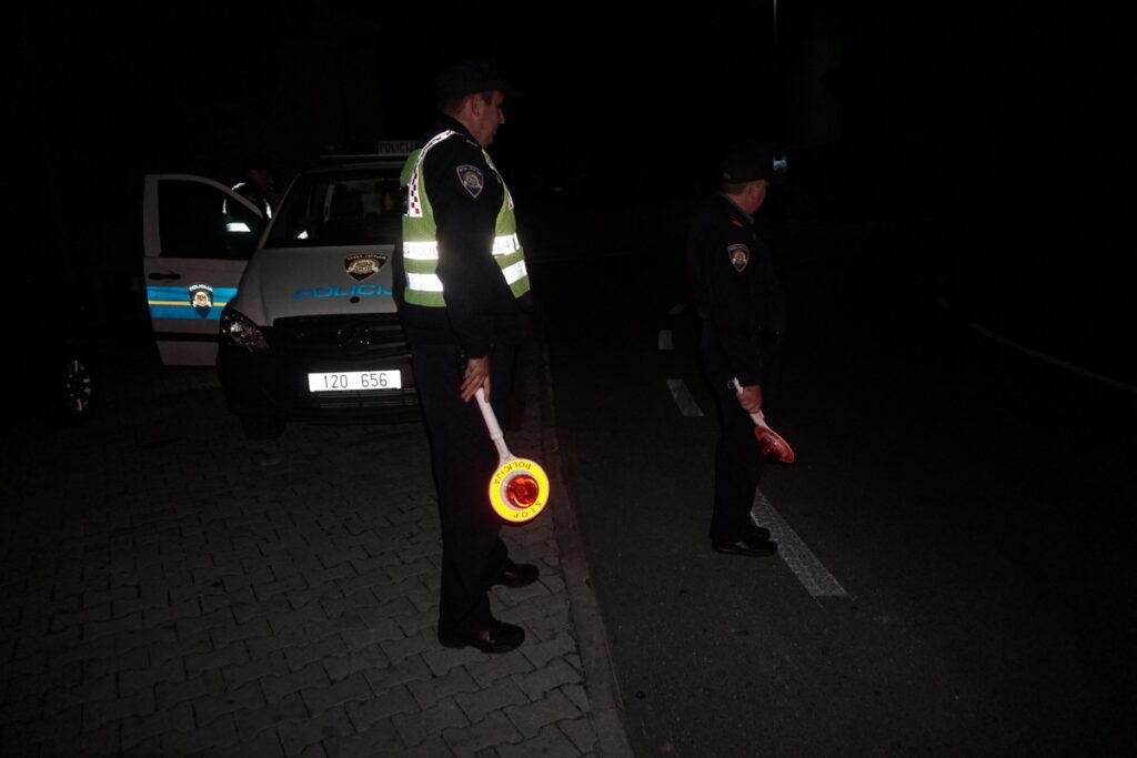 PGP Imotski: U rujnu zabilježene 34 prometne nesreće, sankcionirano 200 prekršitelja i 31 vozač isključen iz prometa