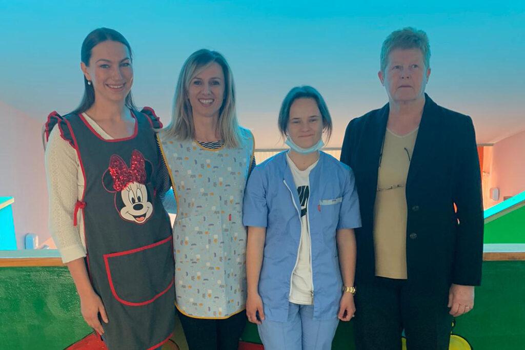 Dječji vrtić Imotski zaposlio osobu s Downovim sindromom