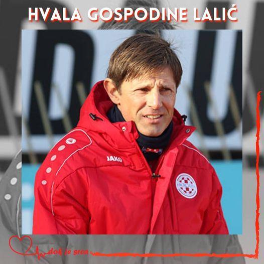 Vik Lalić više neće biti trener Croatie