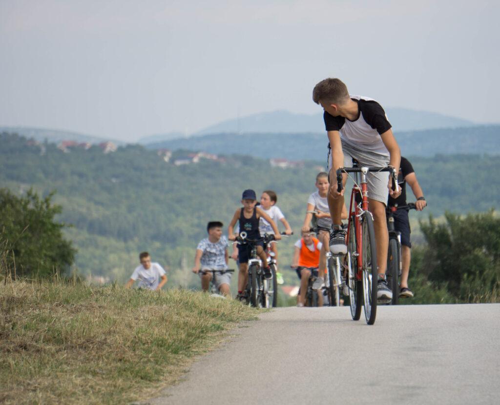 """12. Bicikljada Imotske krajine """"Đir za zdravi život"""""""