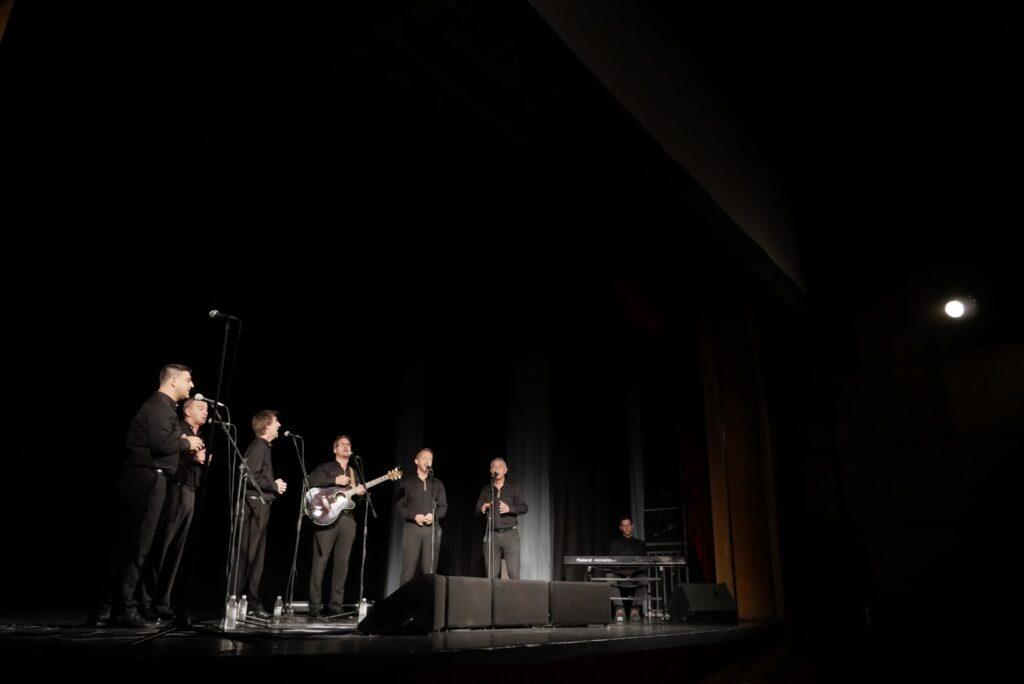"""U sklopu """"Imotskih sila"""" održan koncert klape """"Cambi"""""""