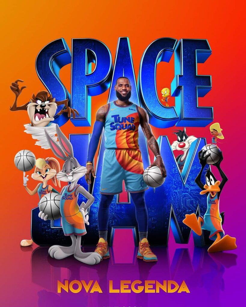 Kino Mediteran: Space Jam: Nova legenda