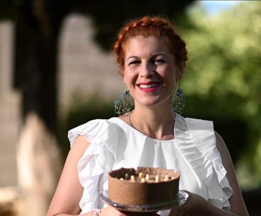 Razgovor s kreatoricom prve sirove veganske imotske torte