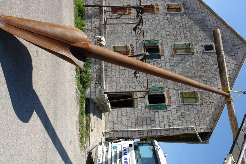 Predstavljanje najvećeg svrdla na svijetu iz Guinnessove knjige rekorda