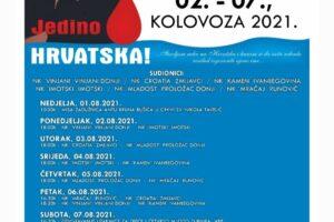 "Počeo XXIX. Memorijalni turnir ""Ante Bruno Bušić"""