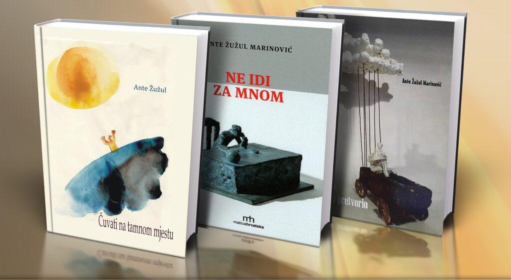 Predstavljanje knjiga Ante Žužula Marinovića