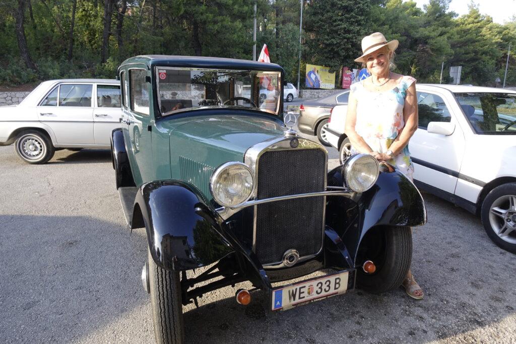 Predstavljanje jedinog Mercedesa iz 1931. u Imotskom