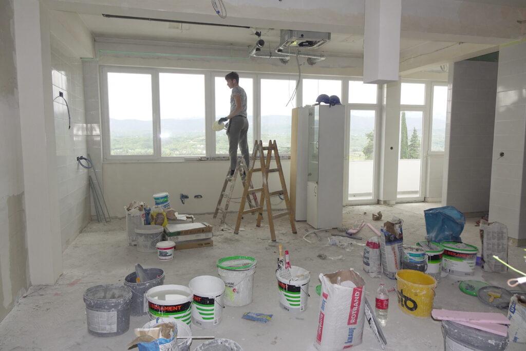 Pogledajte kako napreduje renoviranje prostorija Hitne pomoći