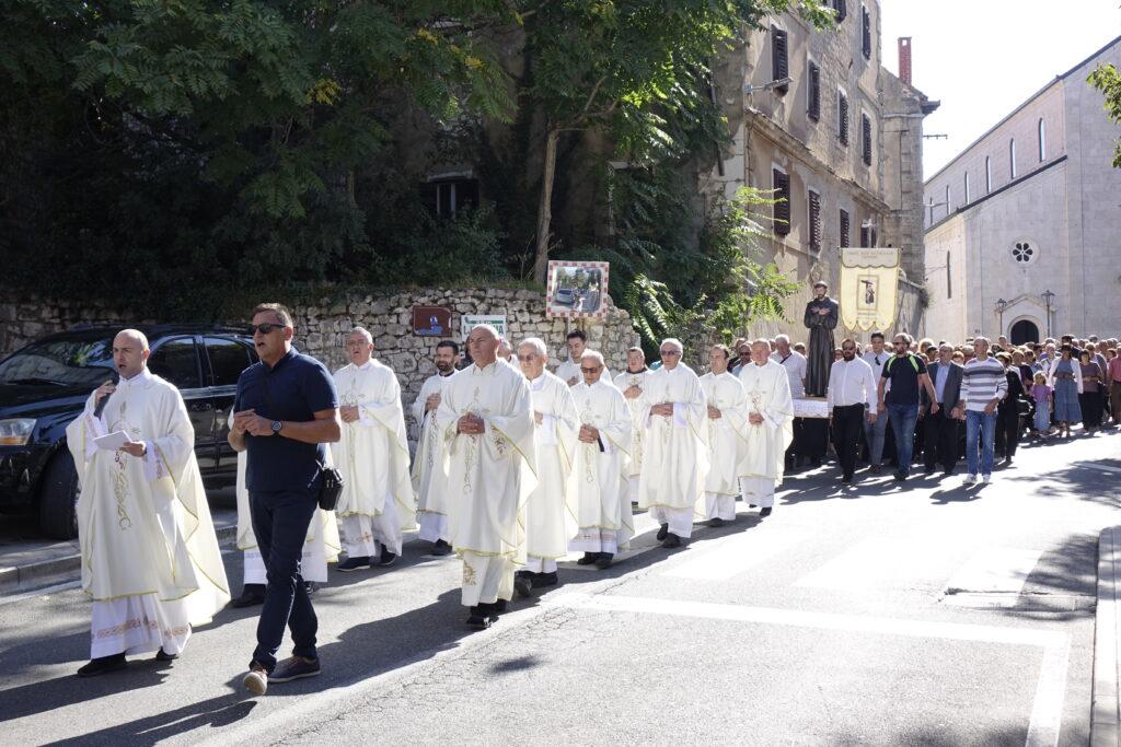 Svečano obilježen blagdan sv. Franje u Imotskom