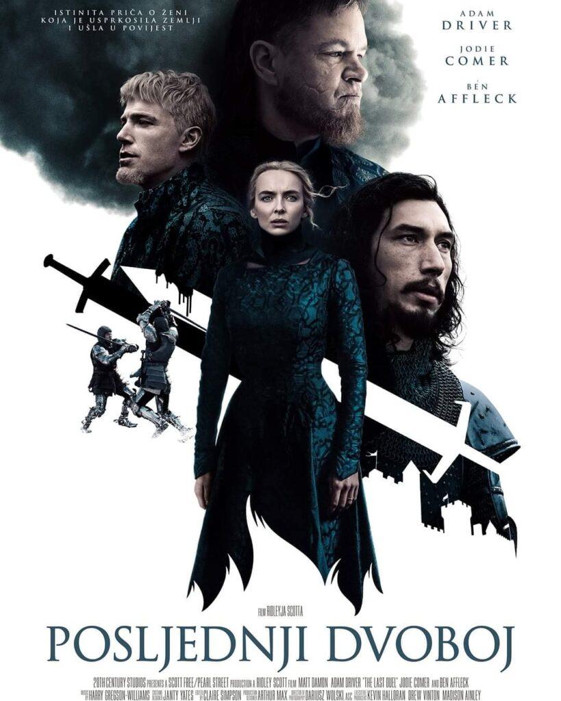 """Kino Mediteran: """"Posljednji dvoboj"""""""