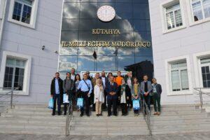 Učitelji iz Ciste Velike prezentirali našu organizaciju obrazovanja u Turskoj